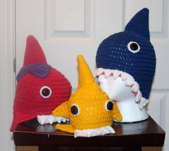 Grandma Shark Doo Doo Beanie Knit Hat Skull Cap Mens