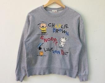 Rare!! snoopy sweatshirt a914bed7bc7