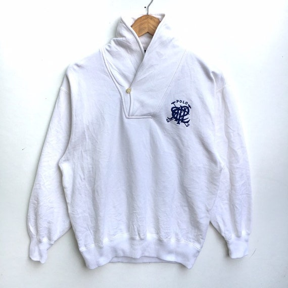 Vintage Polo Ralph Lauren us polo 92 Stadium sweat