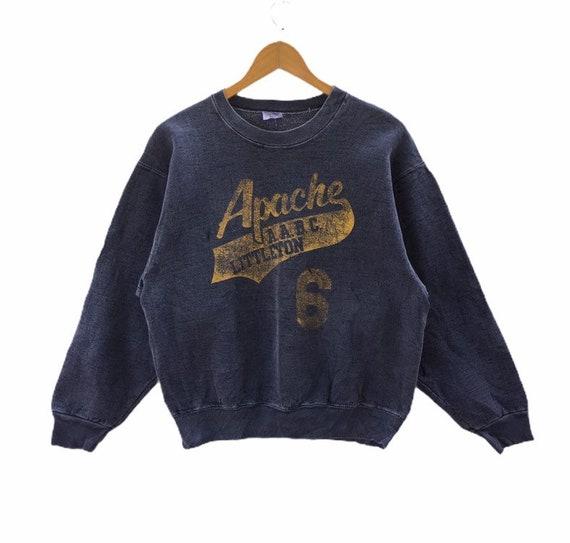 Rare!! Vintage!! Apache A.A.B.C. Littleton sweatsh
