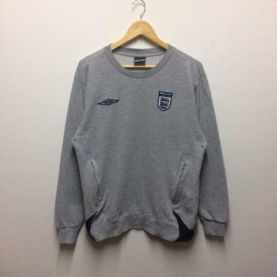 Rare!! umbro england sweatshirt