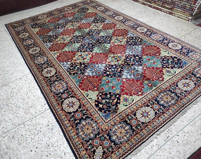 7x10 nomadic rug, modern furniture, moroccan rug, abstract rug, vintage rug, sumak rug, sumac rug, turkish towel, tribal rug, rag, turkey