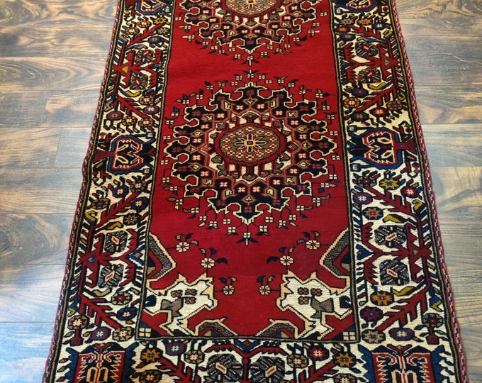 2.9x6.3 Afghan rug, housewarming gift, bedroom rug, bohemian rug, abstract rug, mushvani rug, modern rug, decorative rug, runner kilim rug