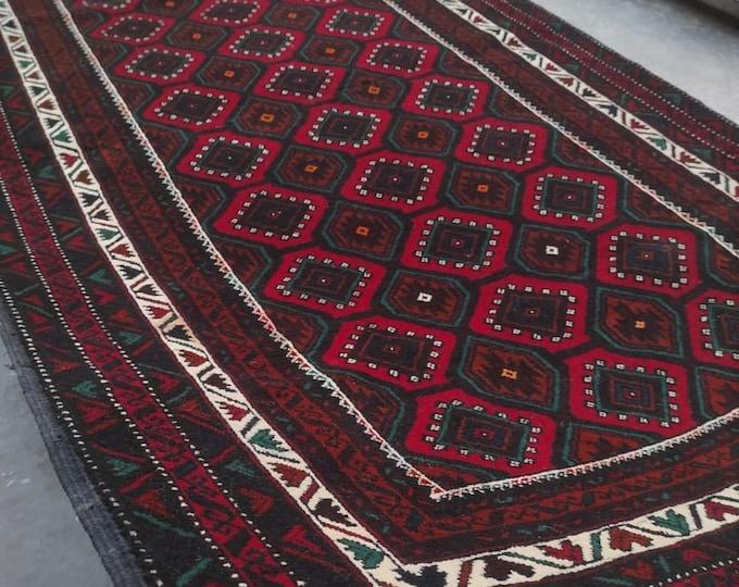 3x7 dusty rose rug, office rug, neutral oriental rug, kids rug, medallion area rug, colorful rug, carpet bag purse, small rug, scandinavian