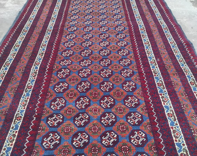 3x13 turkish rug, colorful rug, bathroom rug, sumac rug, aztec rug, leather bags, carpet bag purse, faded rug, bokhara rug, living room