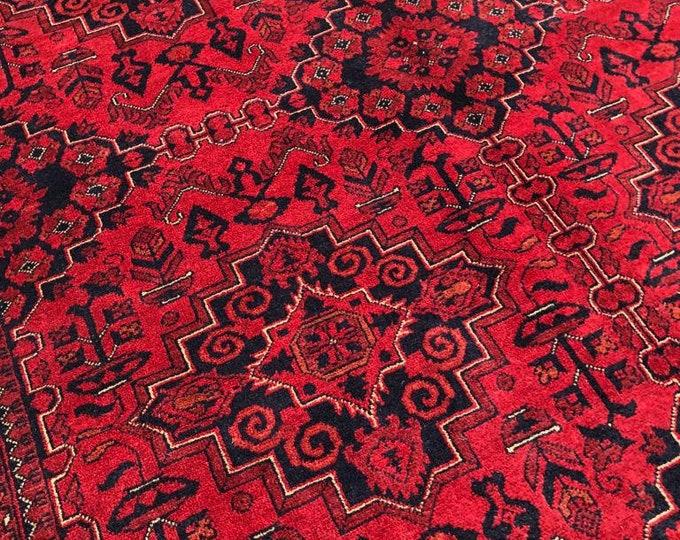 10X7 Afghan Khal Mohammadi carpet rug persian rugs orientalisch rugs handmade baluch rug persian rug moroccan rug weaving rucarpet afghan