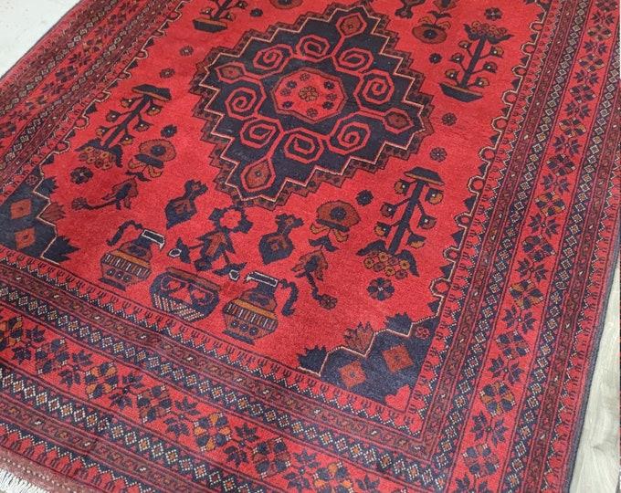 5x7 bedroom rug, turkish towel, woven rug, neutral oriental rug, farmhouse decor, chindi rug, teal faded rug, leather bags, modern furniture