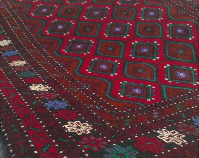 4x7 Afghan rug, turkish rug, turkey rug, kitchen rug, housewarming gift, afghan rug, carpet bag purse, war rug, faded rug, bokhara, persian