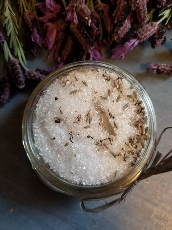 Lavender Ritual Bath