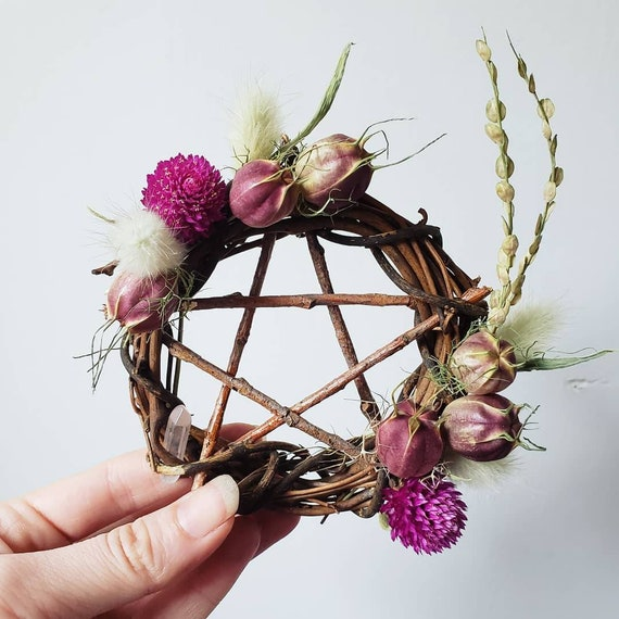 Willow Wreath Protective Charm for Protection