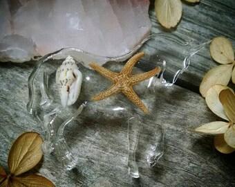 Mermaid treasure resin unicorn