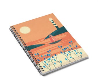 cute notebook etsy