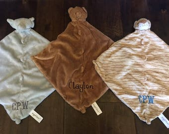 Baby Lovie, Baby Blanket, Baby Shower Gift, Angel Dear Lovie