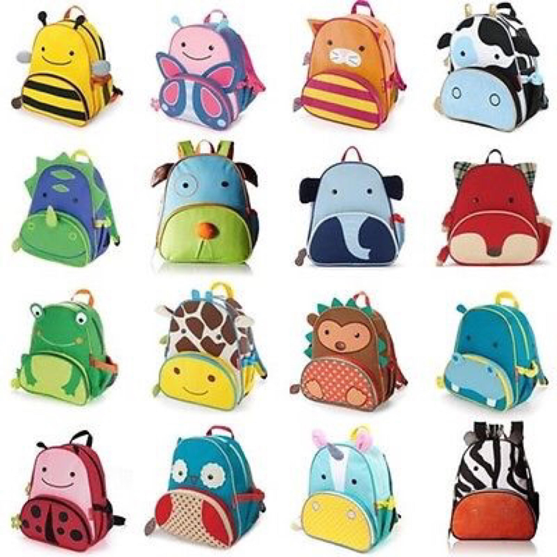 Cute Preschool Backpacks - Swiss Paralympic