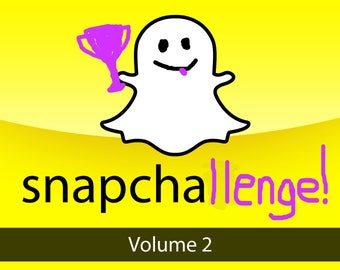 Snapchallenge Volume 2 - Snapchat Themed Photographic Memory Game