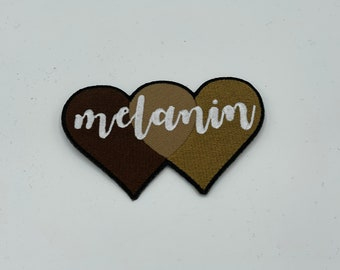 Melanin Hues of Brown Reloaded Patch and more