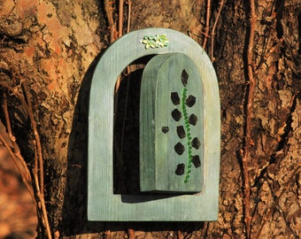 Fairy Door For Tree Etsy