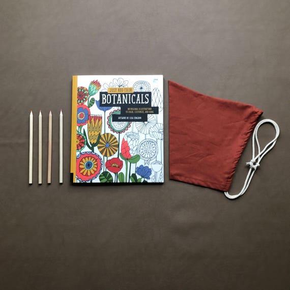 Pixie Bonnet // Burnt Red // Pull String