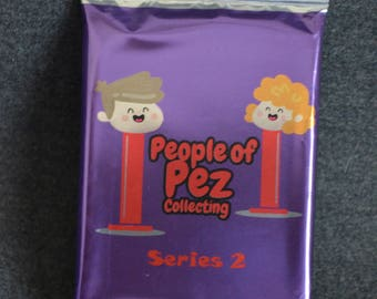 People of PEZ Collecting: Series 2 FULL SET