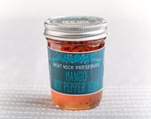 Mango Hot Pepper Jelly