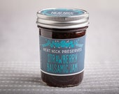 Strawberry Balsamic Jam...