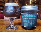 Hysteria Brewing Company's Morning After Beer Jelly