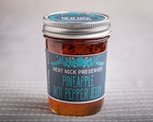 Pineapple Hot Pepper Jelly