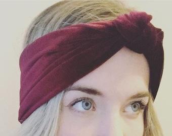Velvet Head Wrap