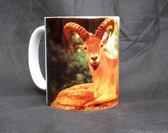 Goat Mug 11oz Gift Mug For People Who Love Goats