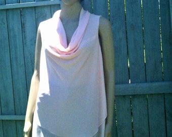 Vintage pale pink top