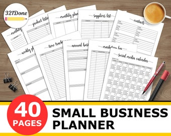 business printables etsy