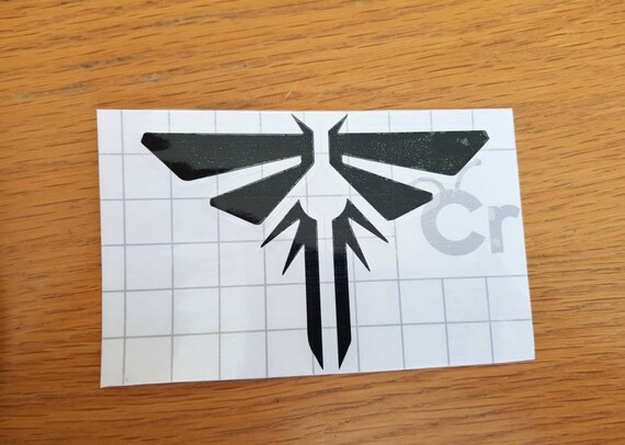 Fireflies The Last Of Us Decal toolbox and laptop sticker Car window