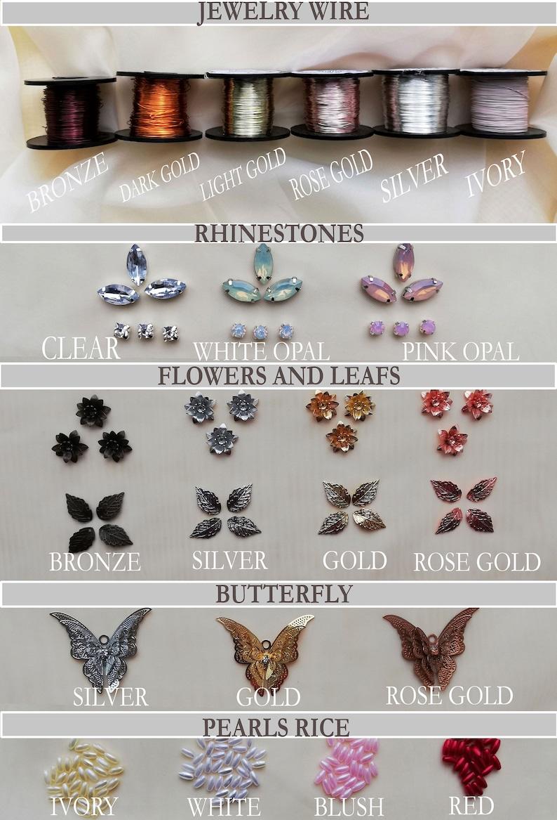 Rhinestones bridal hair comb|Clear hair accessories|wedding headpiece for bride tocado novia|grecian headpiece|baby breath headpiece