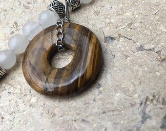 Tigerseye Necklace