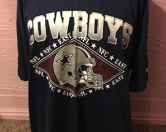 Dallas Cowboys NFC East Champion T-Shirt XXL 90 s 0662ad04e