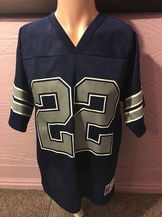 low priced e1863 fd6b5 Dallas Cowboys Emmitt Smith Football Jersey M 90's Logo 7