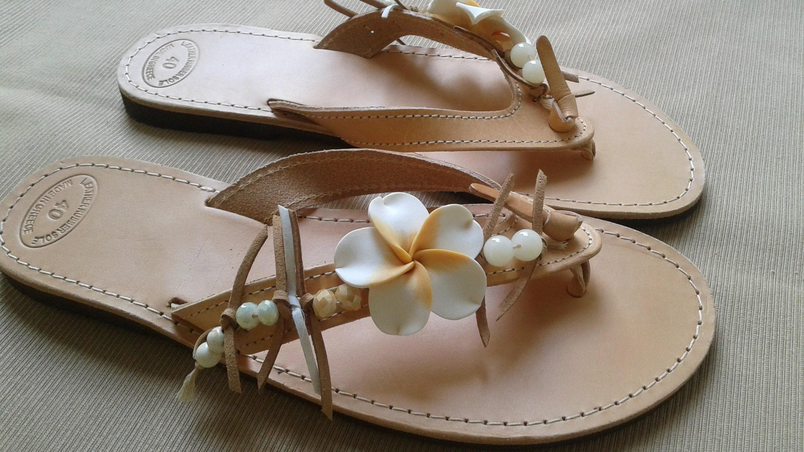 77d2860f16e Wedding Sandals Bridal Sandals Greek Sandals Leather