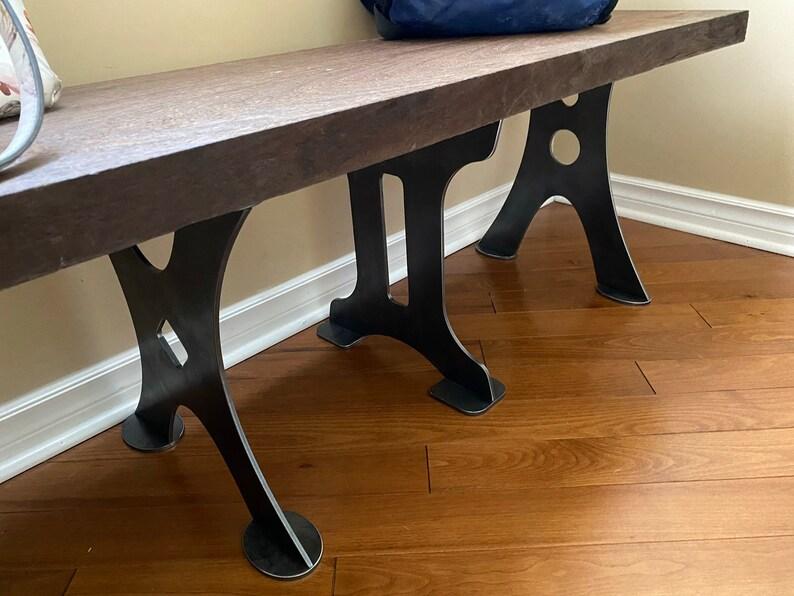 Metal table legs 16 Eiffel Unique Design Perfect | Etsy