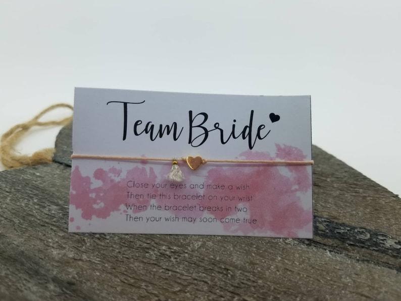 f1908f2c97 Bridesmaids bracelets, gifts for bridesmaids, bridal shower bracelets,  bridesmaids accessories,hen party, wish bracelet,Bachelorette Party
