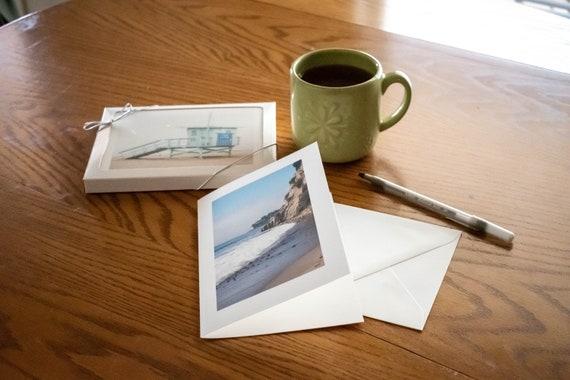 Ocean Beach, Color Photo, Card Set, Greeting Cards, 5 x 7 Cards