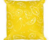 Citrus Decocits/Pillow Le...