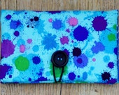 Pouches - money colour gr...
