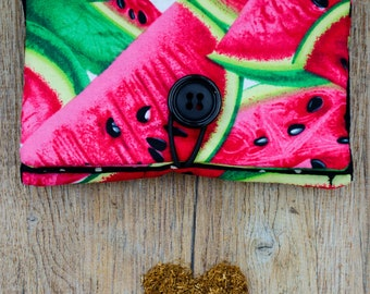 "Tobacco bag/Tobacco pouch/Dreherbeutel ""Mr. Melone"""