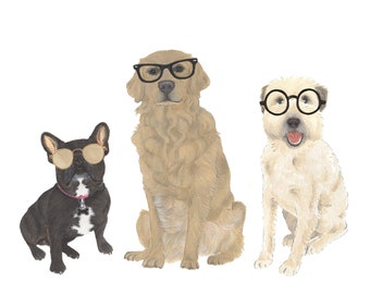 Glasses Upgrade