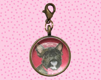 Custom Portrait Charms