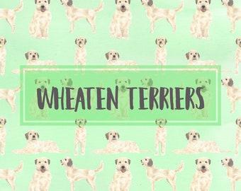 Wheaten Terriers