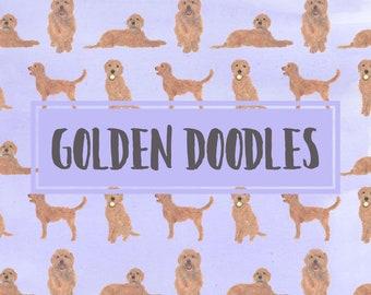 Golden Doodle Fine Art Prints