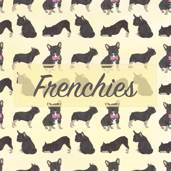 Frenchie Prints