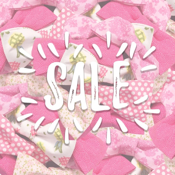 Sale - Extra Small/Small Bow Ties