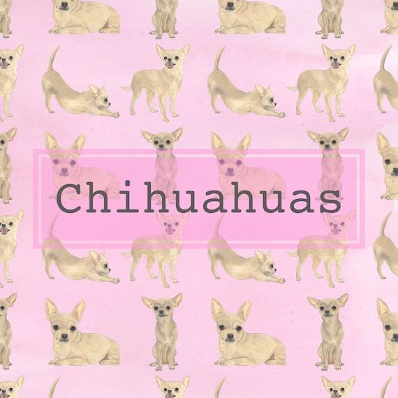 Chihuahua Prints